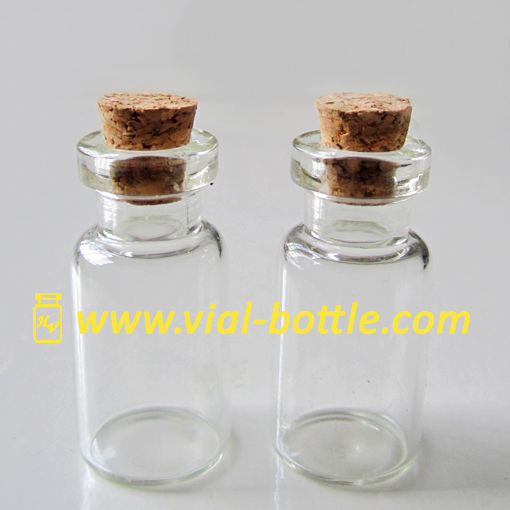 2ml 3ml Mini Cork Stopper Bottles Cork Bottle Healthy
