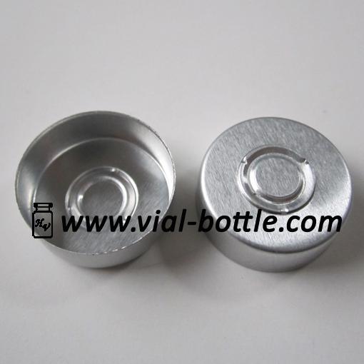 20mm Tear Off Aluminum Seal Cap 20mm Flip Off Caps Flip